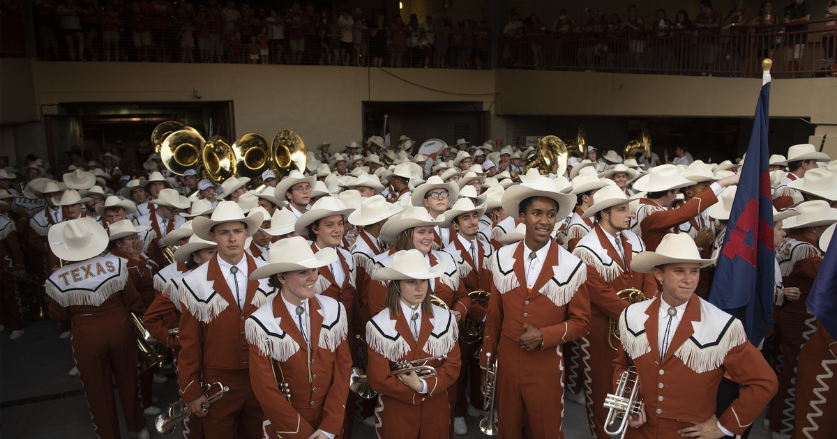 The Eyes of Texas song become a source of fierce division
