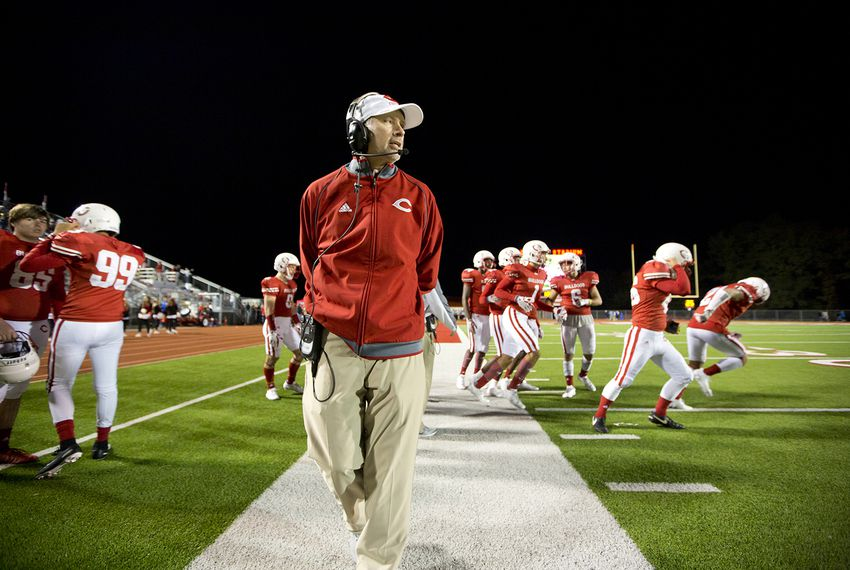 Carthage High head football coach and athletic director Scott Surratt received a $21,400 raise this year, while the district faced a nearly $7 million shortfall. School officials say Surratt paid for his own raise by bumping ticket sales and earning championship prize money.