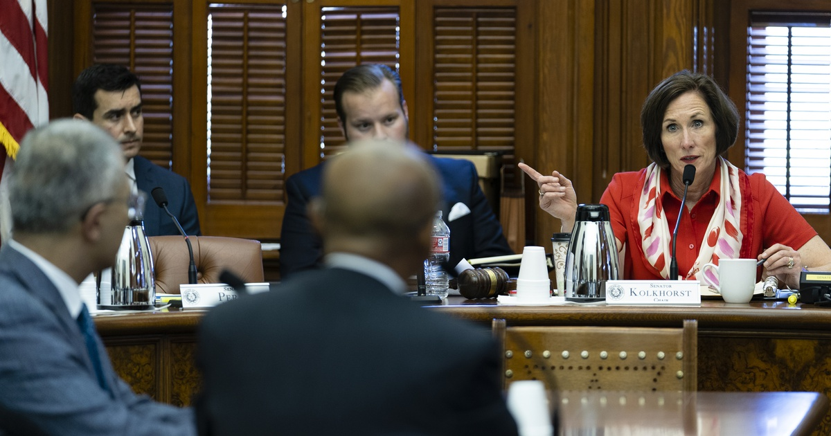 COVID-19 crisis has Texas hospital officials scared, they told senators.
