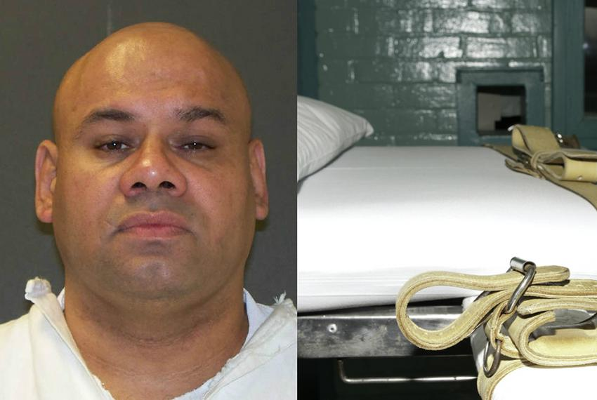Manuel Vasquez, convicted for his part in the 1998 capital murder of a San Antonio woman, is scheduled to be executed Wedn...
