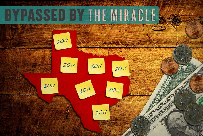 Between cities, school districts and counties, more than half of all Texans live in areas where the bill for taxpayer-supp...