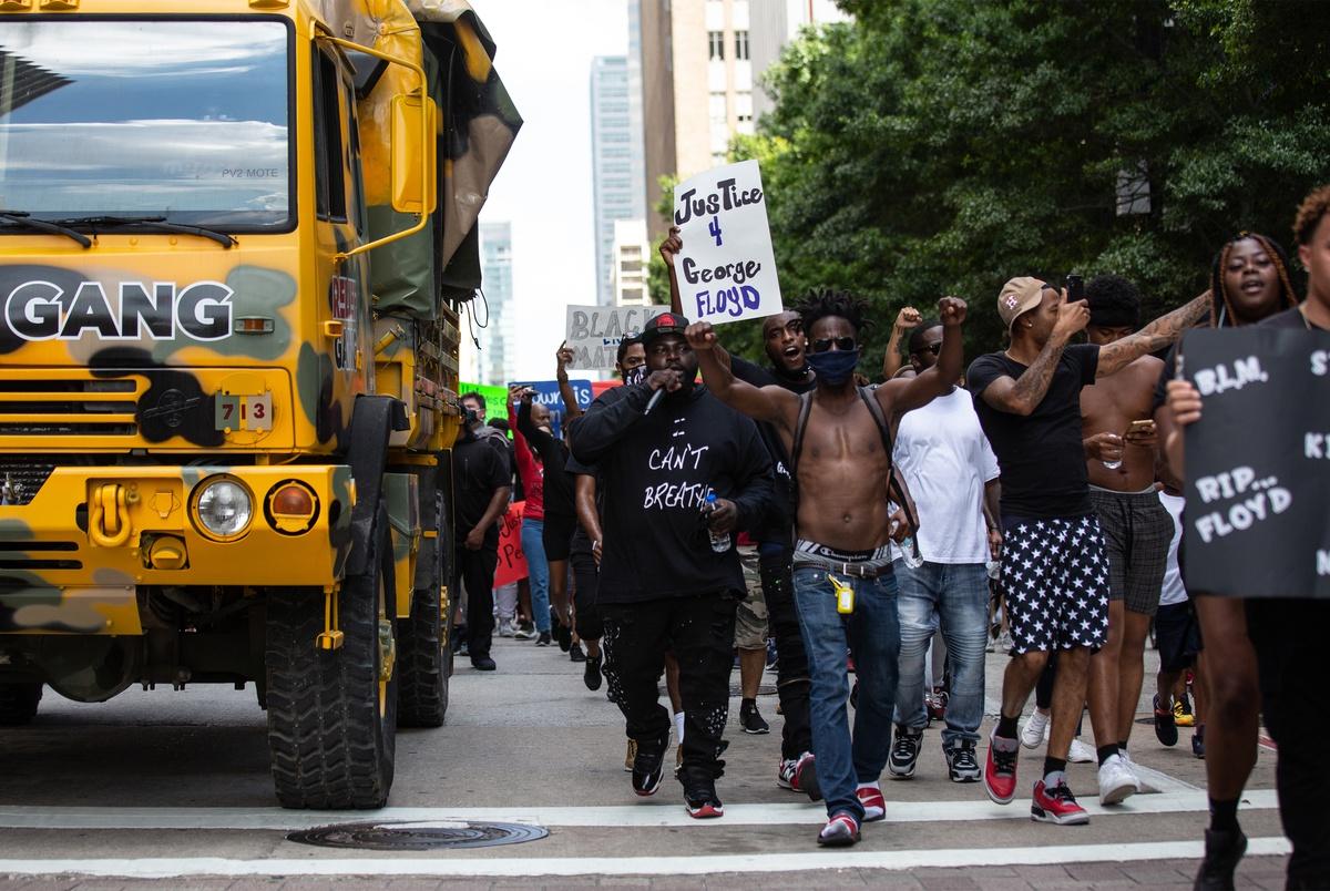 houston protest - photo #9