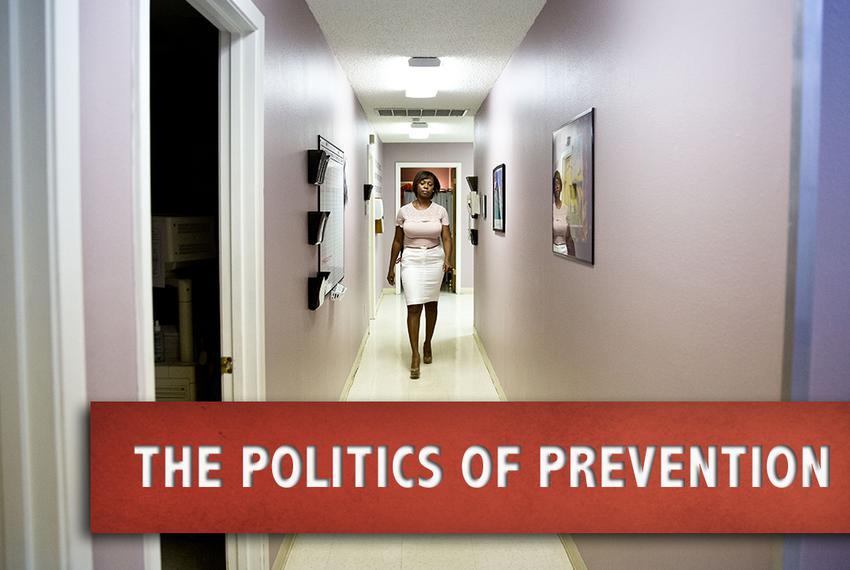 Hallways like this one at Whole Woman's Health will have to be widened as part of the new legislation for abortion clinics t…