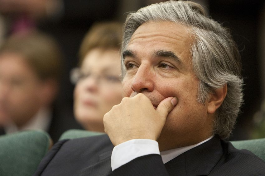 University of Texas System Chancellor Francisco Cigarroa during a Joint Committee on Oversight of Higher Education Governance, Excellence and Transparency hearing on Sept. 21, 2011.