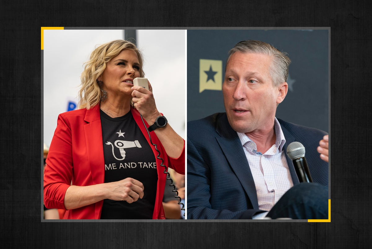 Republican dissent over Texas Gov. Greg Abbott's pandemic response animates state Senate special election