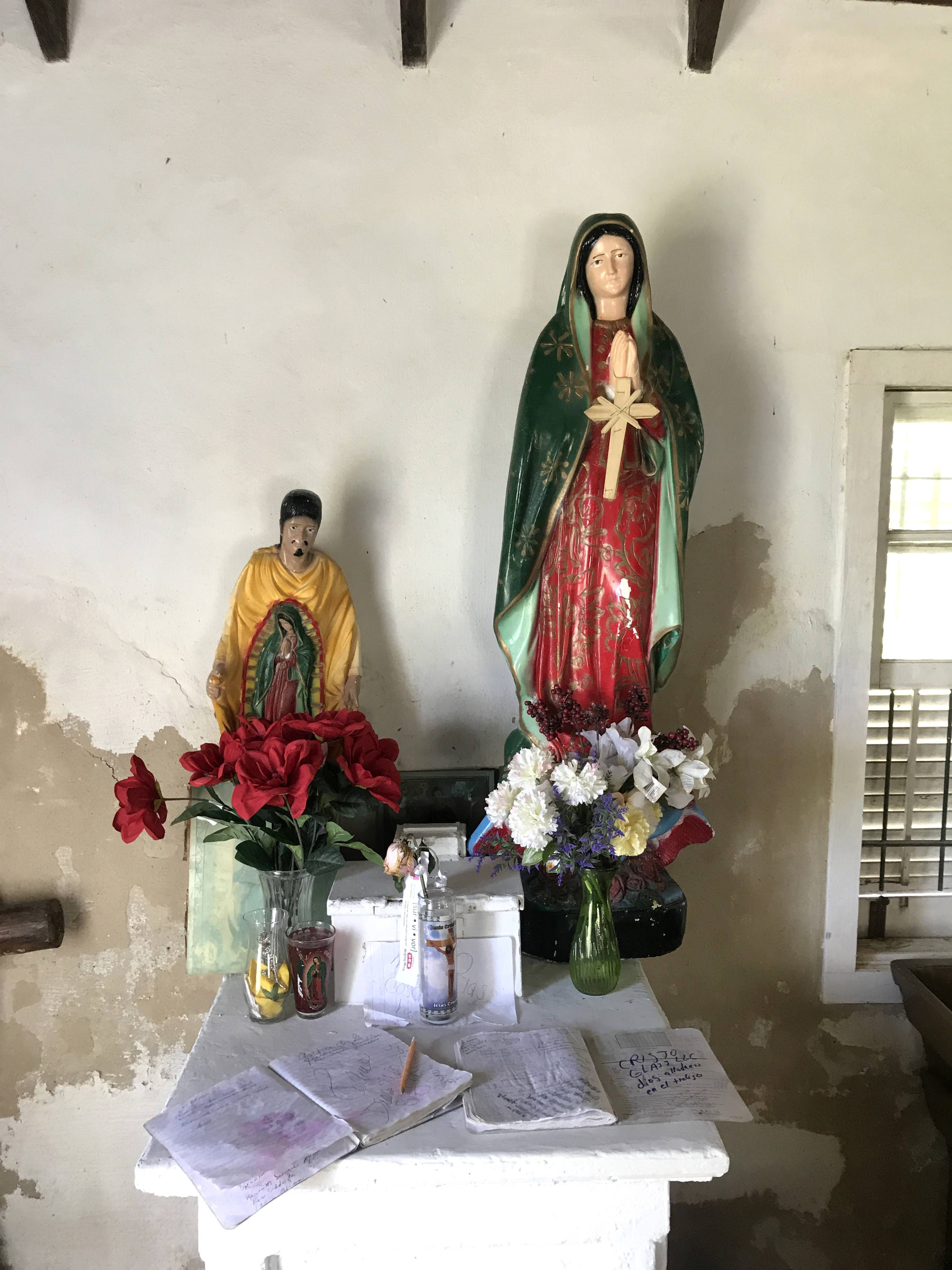 La Lomita has become a place of respite in Mission, which got its name from the tiny chapel.