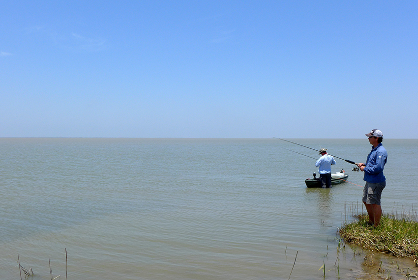 Matagorda Bay, TX