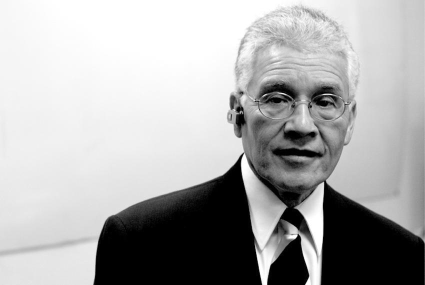 Dr. Joe Gonzales, principal Austin Can