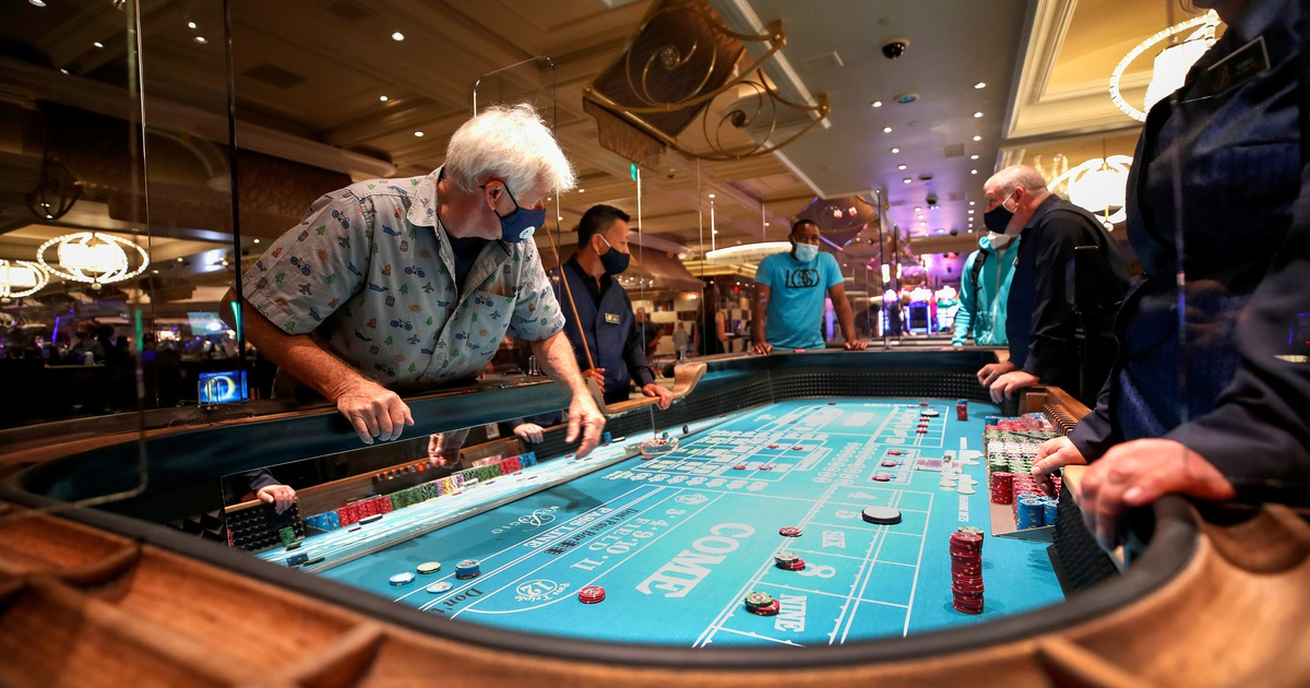 Texas bill backed by Las Vegas Sands would allow casinos, sports gambling | The Texas Tribune