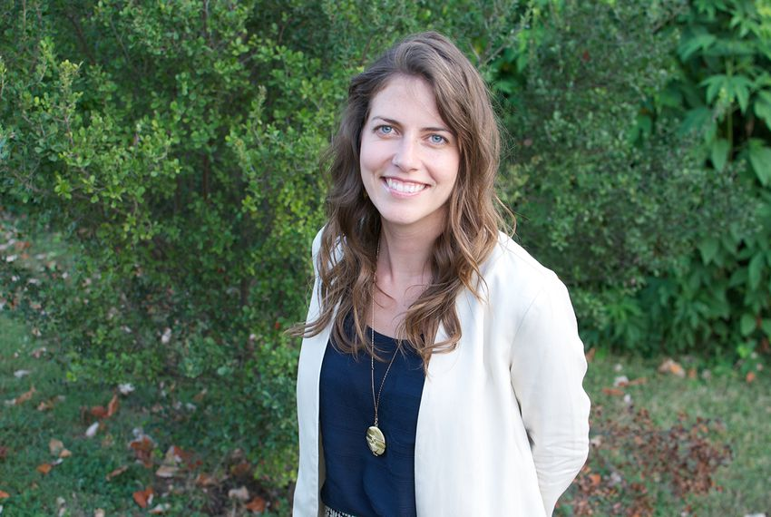 Katherine Romans, executive director for Hill Country Alliance