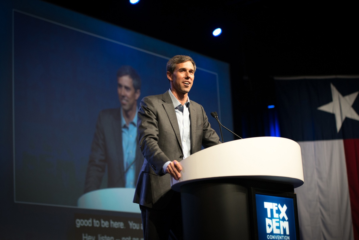 Beto O'Rourke says he'll start airing TV ads with money raised off Ted Cruz's attack ads