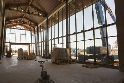 The new Agricultural Sciences Complex at the West Texas A&M University campus in Canyon on June 15, 2018. The complex is part of an initiative to amp up facilities for agriculture and veterinary students at West Texas.