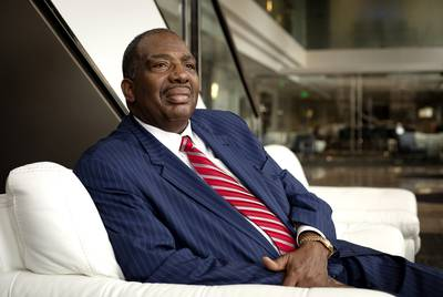 State Sen. Royce West, D-Dallas, is hoping his decades of experience at the Texas Capitol set him apart in the 2020 Democratic primary for U.S. Senate.