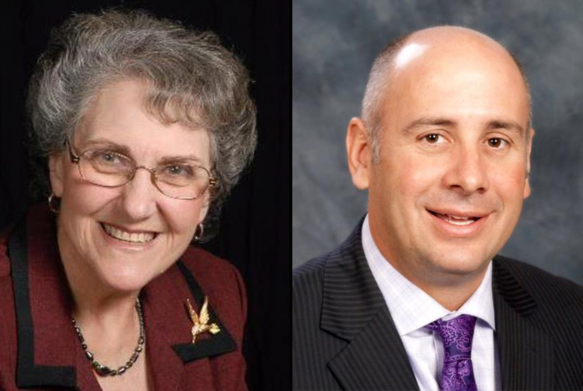 Mary Lou Bruner and Keven Ellis are hoping to represent District 9 on the State Board of Education. Northeast Texas voters w…