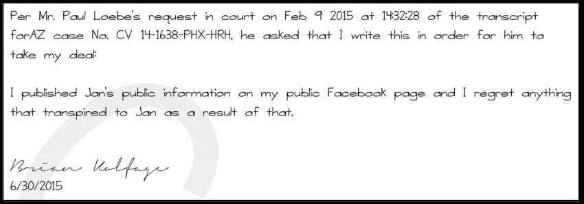 via U.S. District Court of Arizona