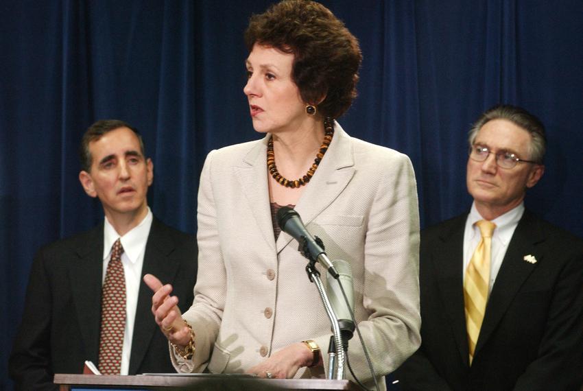 Texas Comptroller Susan Combs
