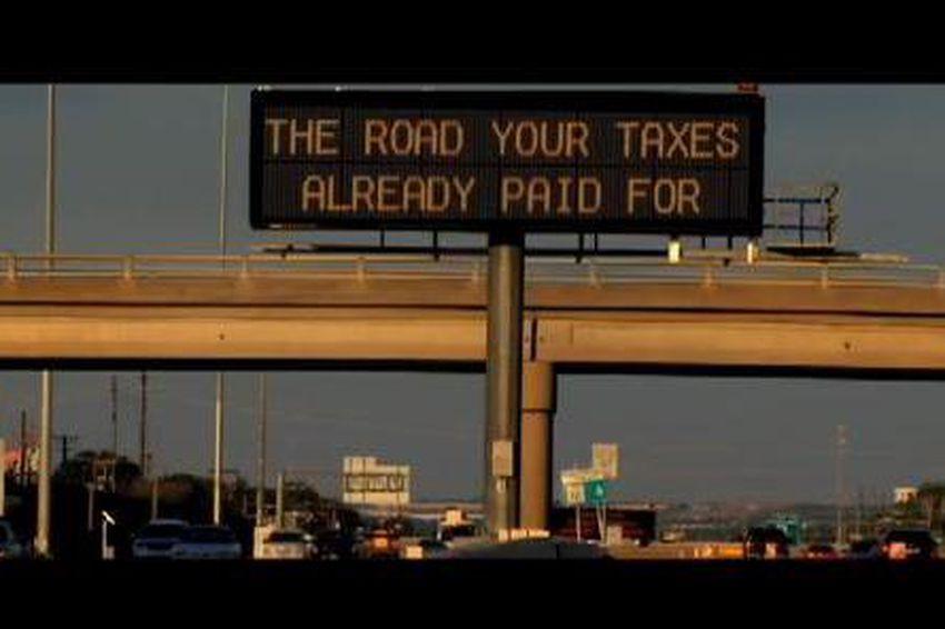 """Screengrab from """"Roads"""""""