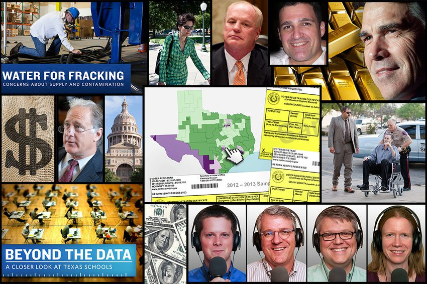 TribWeek: Top Texas News for the Week of 3/18/13