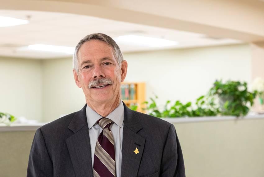 Eastland Memorial Hospital CEO Ted Matthews.