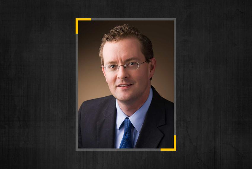 Former Deputy Attorney General for Policy and Strategy Blake Brickman.