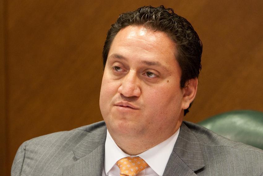 State Rep. Trey Martinez Fischer, D-San Antonio.