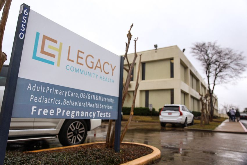 A Legacy Community Health clinic in Houston on Feb. 7, 2018.
