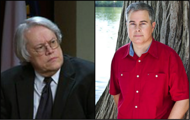 Drs. Robert Gulley (l.) and Todd Votteler are the principal officers at Water Dispute Resolution, L.L.C.