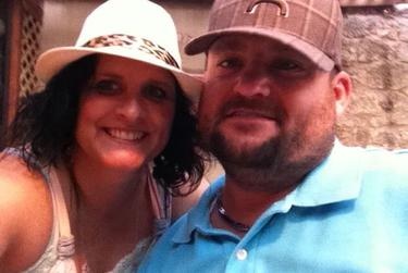 Stephen Shane Smith and wife Stacey Smith.