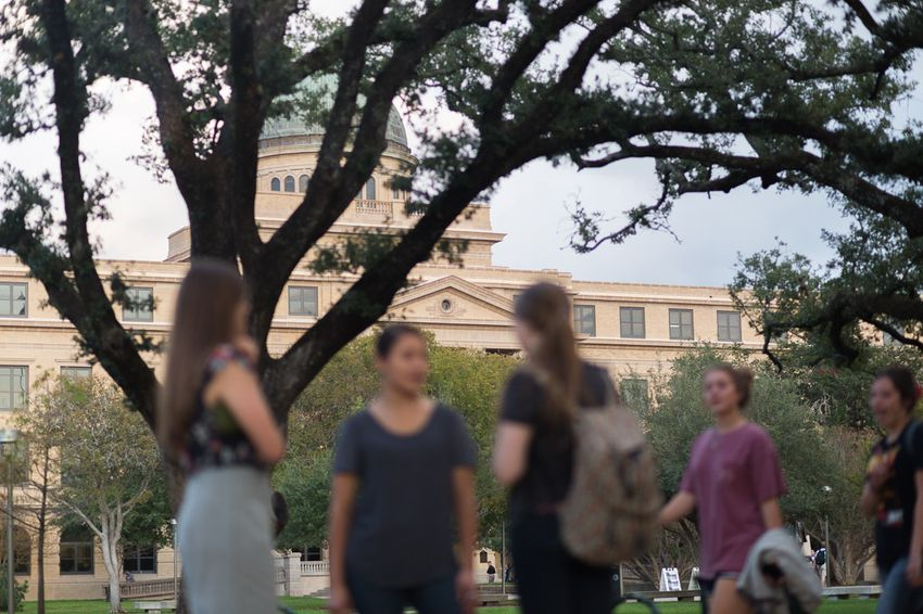 Texas A&M University, College Station.