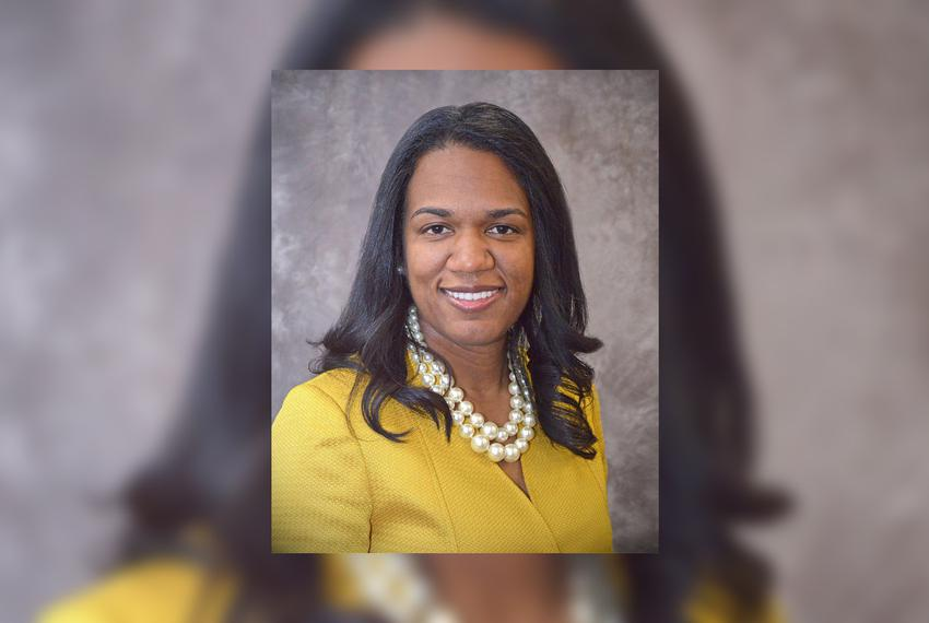 Courtney Phillips, Gov. Greg Abbott's newly named pick to head the Texas Health and Human Services Commission.