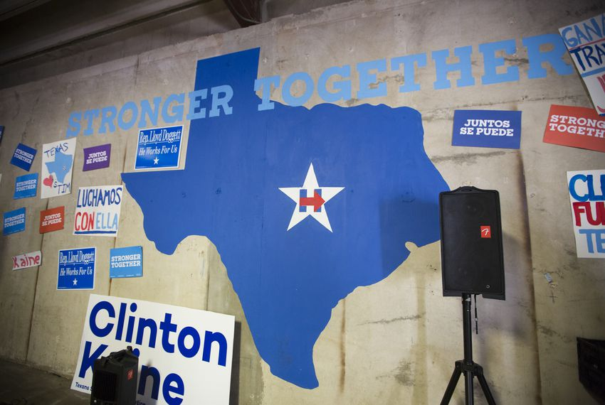 The Travis County Democratic Party and other Texas groups could get funding from national organizations for 2020.