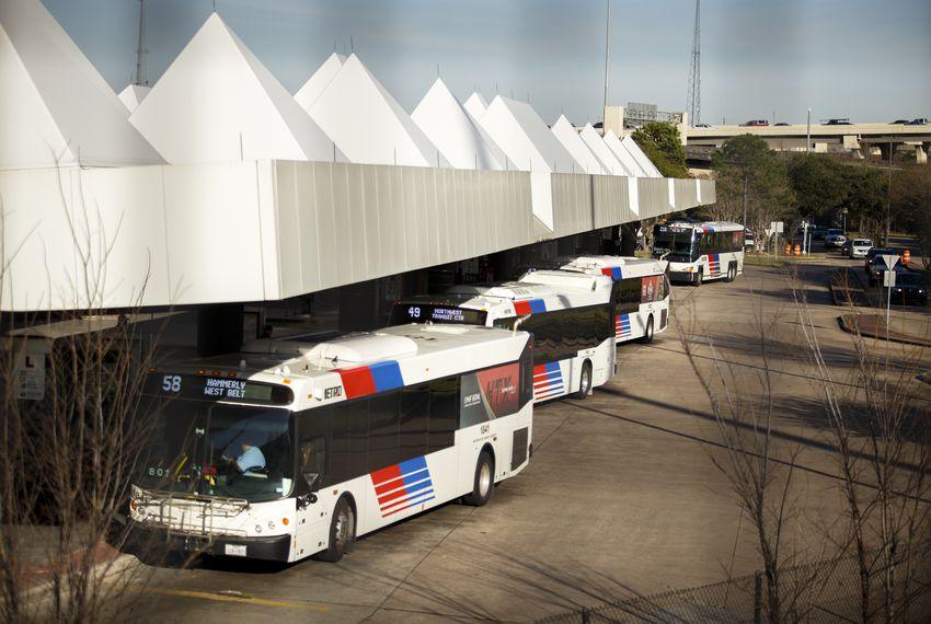 Houston Metro has a $3.5 billion bond on the November ballot to greatly expand the region's public transportation system.