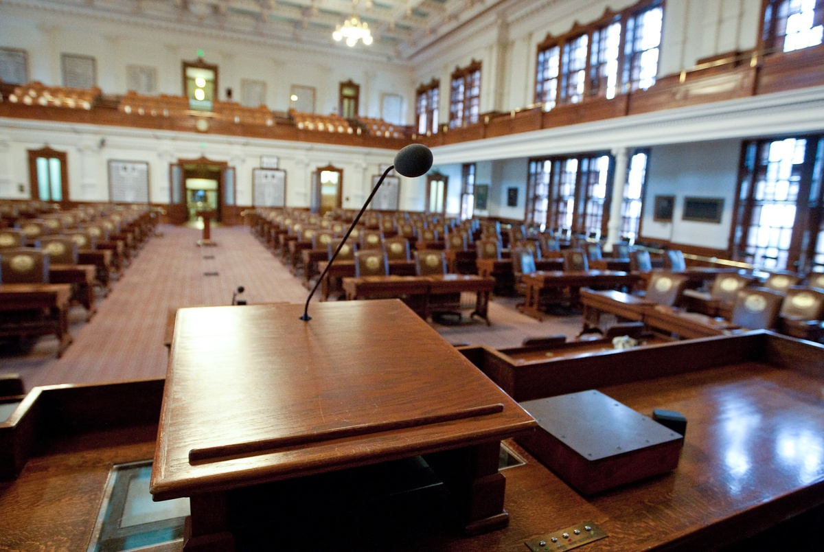 A race for speaker of the Texas House? Not so fast.  The Texas