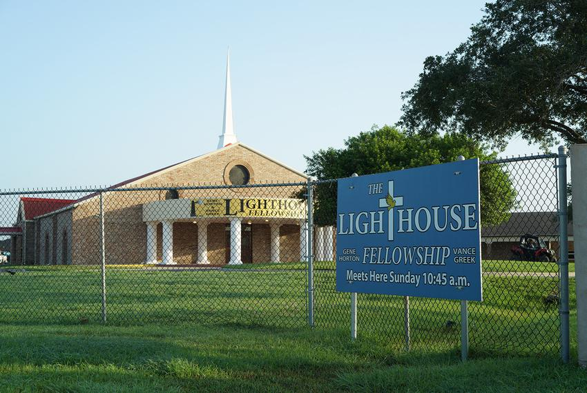 The Lighthouse Fellowship church in Harlingen.