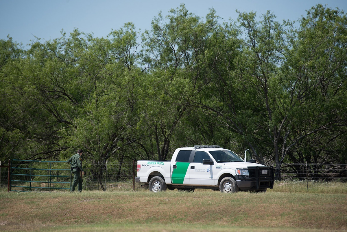 Guatemalan migrant dies after being apprehended on the Texas-Mexico border