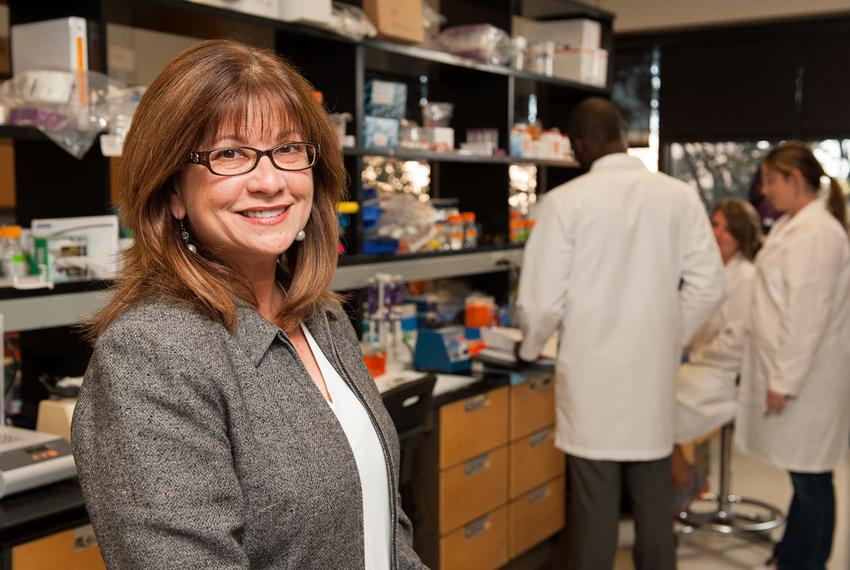 Robin Fuchs-Young is a professor in the Department of Molecular and Cellular Medicine at the Texas A&M University Health Sci…