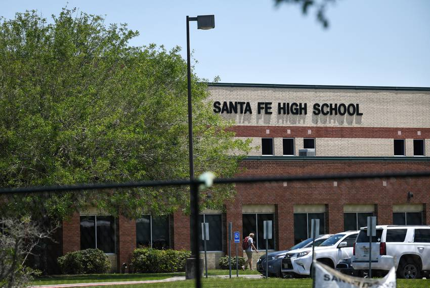 On the anniversary of the Santa Fe High School shooting, the community will gather for an all\u002Dday kickball tournament hosted by two teachers.