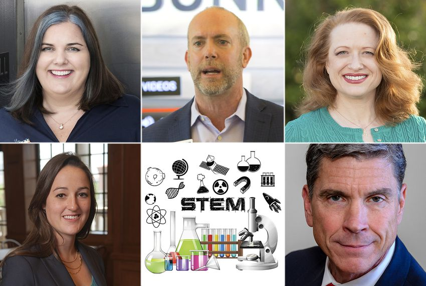 As Trump backlash continues, STEM professionals in Texas run for