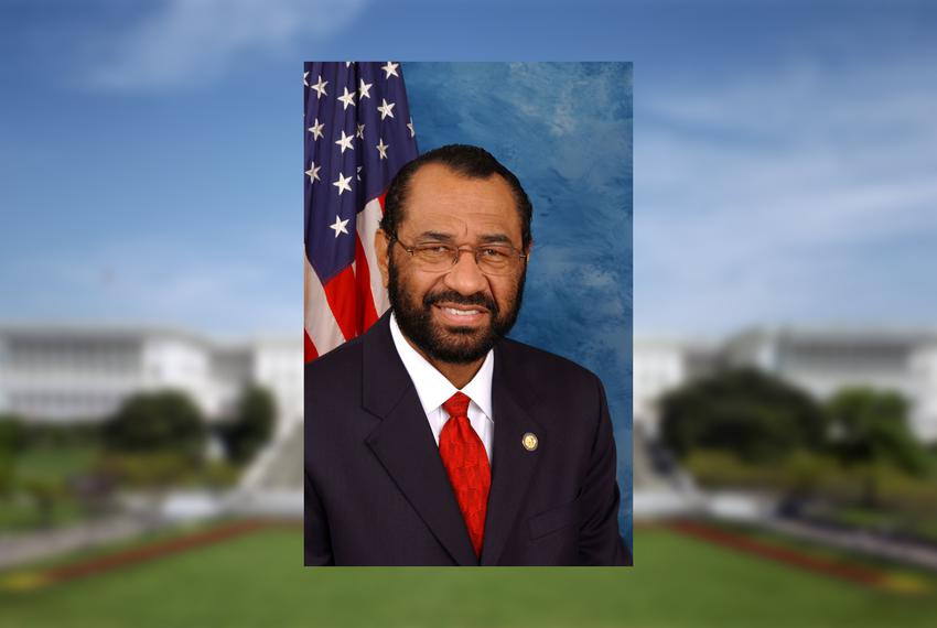 U.S. Rep. Al Green, D-Houston.