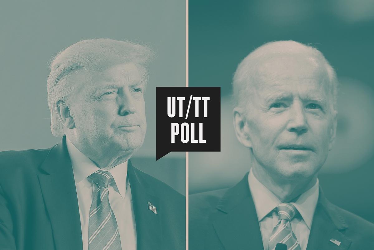Donald Trump Leads Joe Biden By 5 Points In Texas Ut Tt Poll Finds The Texas Tribune