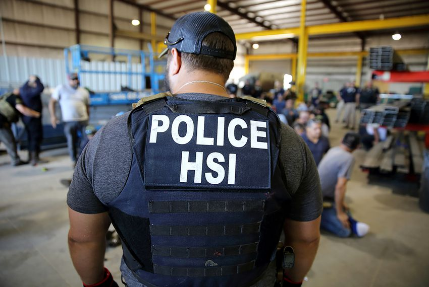 U.S. Immigration and Customs Enforcement agents will target up to 2,000 families facing deportation orders in as many as 10 U.S. cities, including Houston, Chicago, Miami, Los Angeles and other major immigration destinations.