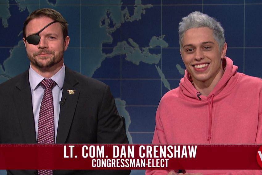 Screen shot of Saturday Night Live, Nov. 10, 2018