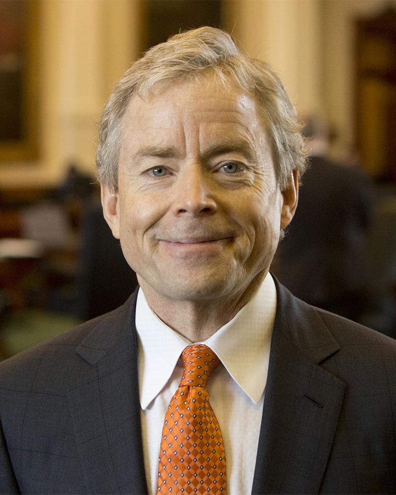 State Sen Donald Huffines The Texas Tribune