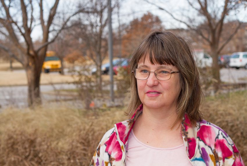 Tanya Walker, who now lives in Wichita, Kansas, said it was difficult to manage her diabetes without having health coverage.