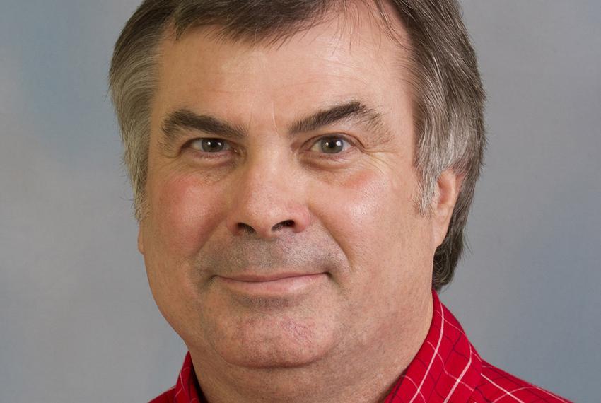 Ken Rainwater is a professor at Texas Tech University.