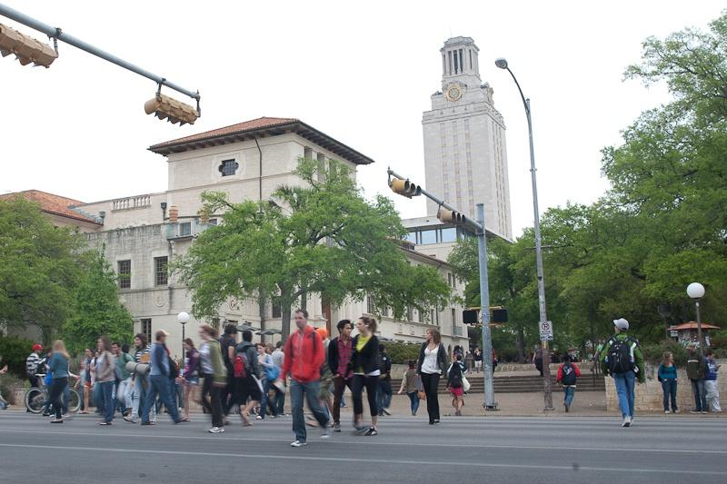 The University of Texas at Austin.