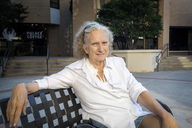 Lynda Sue Cosyley in Amarillo on Aug. 16, 2019.
