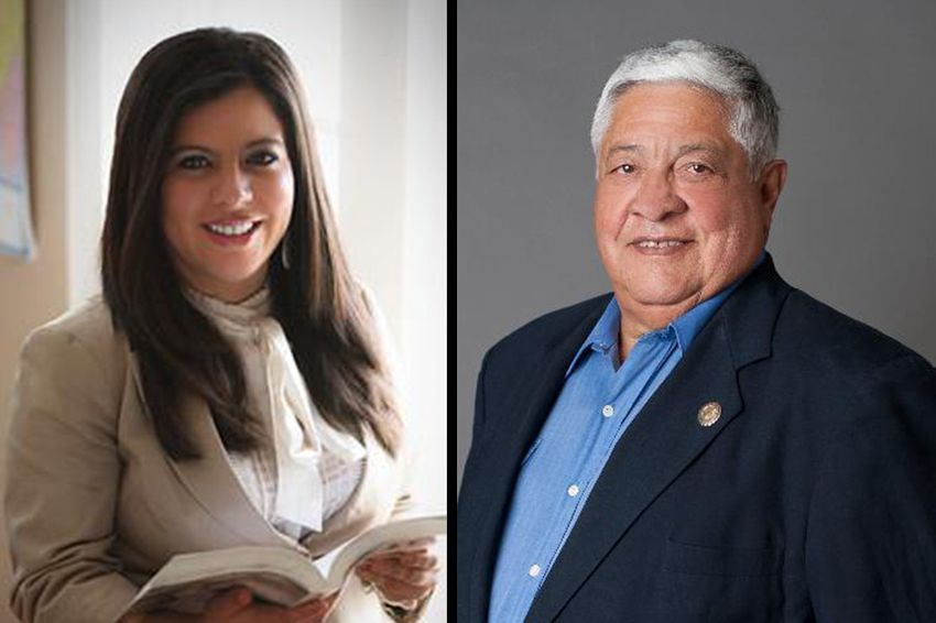 """Incumbent state Rep. Mary Gonzalez, D-Clint, is facing a primary challenge from former state Rep. Inocente """"Chente"""" Quintanilla."""