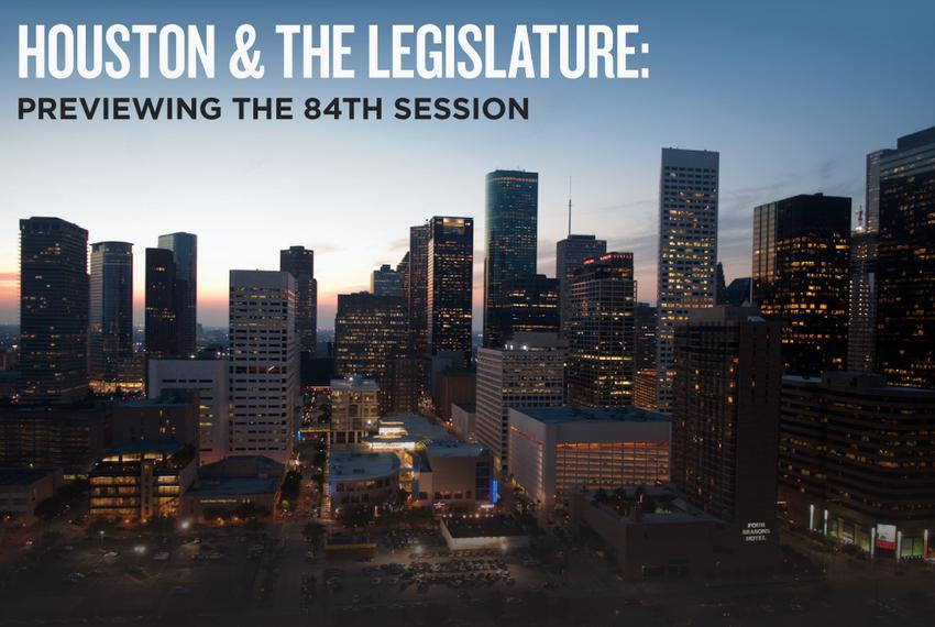 Join us Feb. 12 to discuss the new Texas legislative session