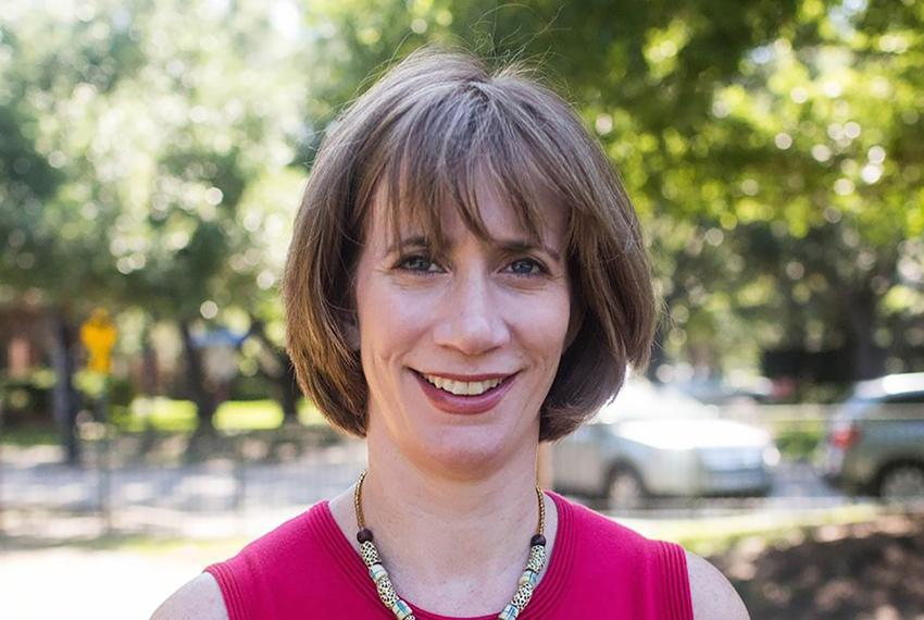 Laura Moser is one of seven Democratic candidates in the running for Texas' 7th Congressional District, currently held by ...